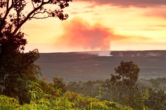 _Kilauea_Sunset 9081